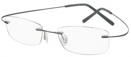 1c93228a47  29.98. Rimless hingeless memory titanium frame(medium ...