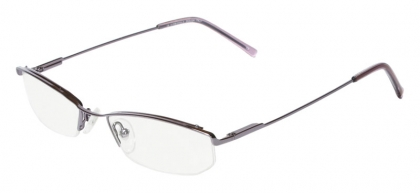 0179c005c4c9 Brilliant semi rimless metal with spring hinge temple (small frame ...