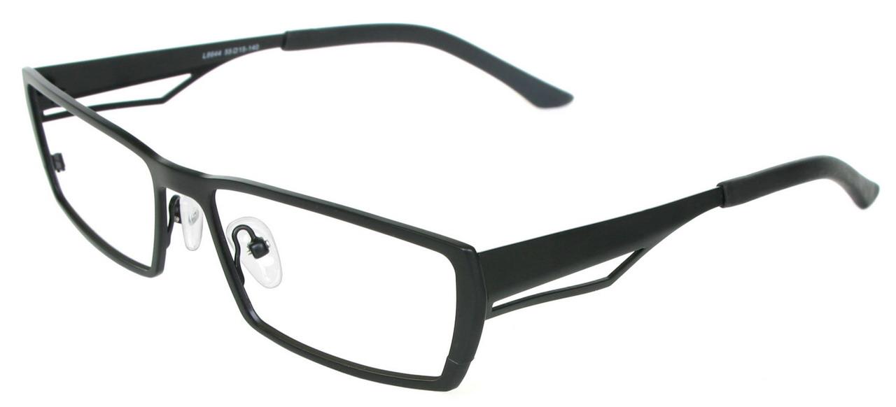 Fmhl8644 eyeglasses rectangle glass